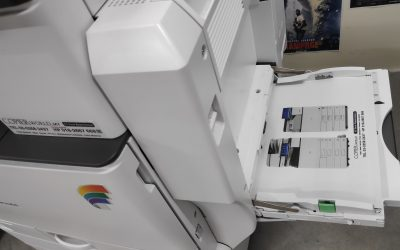 How To Print To The Art Card On Ricoh Copier Machines Bypass Tray