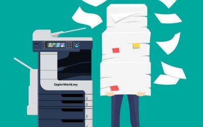 贵公司是否面对复印机出问题